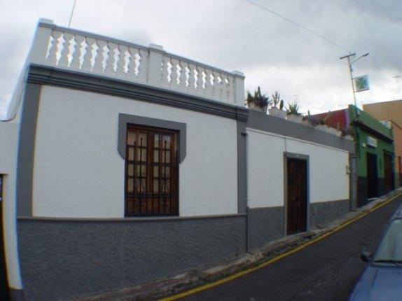 Kanarisches Haus in Puerto de la Cruz  -  Angenehmes, gemütliches kanairsches Haus in Puerto de la Cruz, Weinkeller, Patio