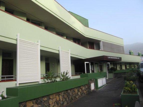 Studio in San Fernando  -  Nettes Studio zu vermieten in ruhiger Lage, hell, neu, alle Kosten inbegriffen.