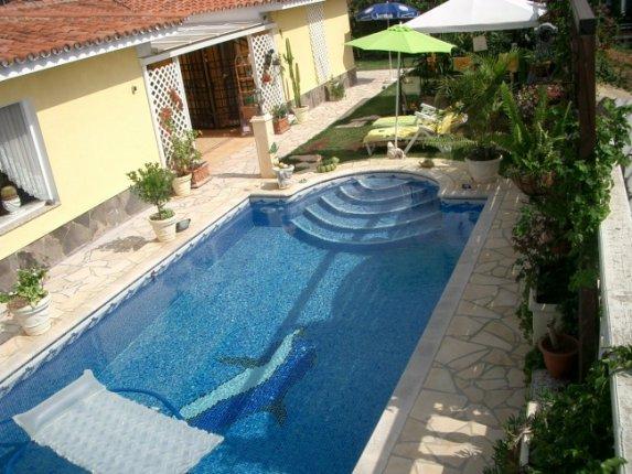 Einfamilienhaus in El Tope  -  Grosses und schönes Chalet in einer der beliebtesten Gegend von Puerto.