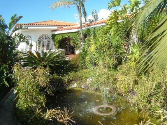 Einfamilienhaus in Puertito del Sauzal  -  Grosszügiges Haus in ruhiger Urbanisation von El Sauzal mit geräumigen Zimmern.