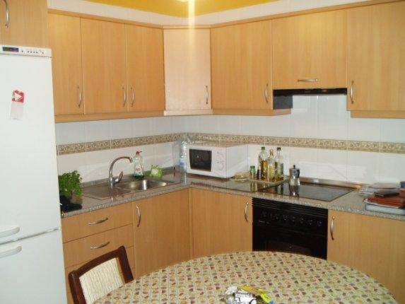 Appartement in El Calvario  -  Grosses Appartement in ruhiger Gegend, vollst�ndig m�bliert und mit Garage.