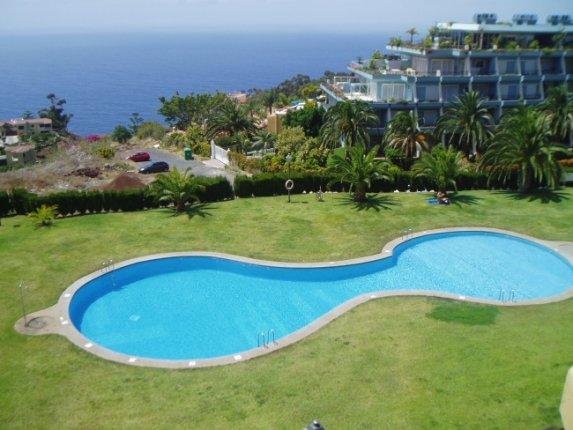Wohnung in La Quinta  -  Helle und grosse Wohnung in letzter Etage mit schönem Ausblick aufs Meer