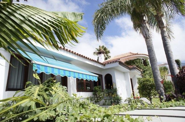 Einfamilienhaus in Los Realejos  -  Grosses Chalet mit vielen Möglichkeiten, in bevorzugter Wohngegend von El Toscal.