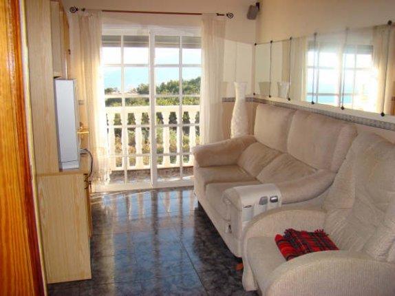 Reihenhaus in El Mocan  -  Duplex in ruhiger Gegend und vollständig eingerichtet.