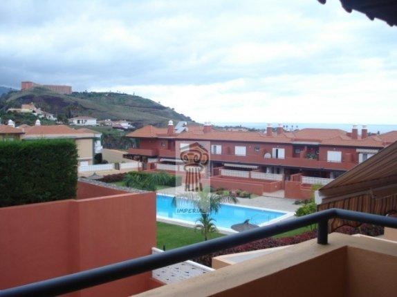 Semi-detached-house in El Durazno  -  Nice terraced house in Puerto de la Cruz, large and bright.