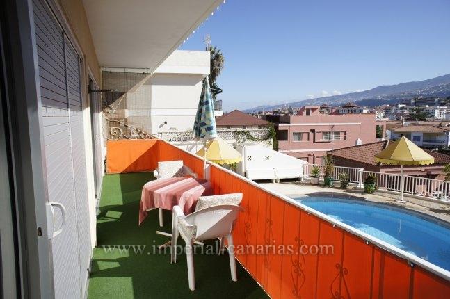 Appartement in San Fernando  -  Sonniges Appartement in ruhiger Wohnlage im Taoro-Park