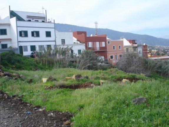 Baugrundstück in La Orotava.