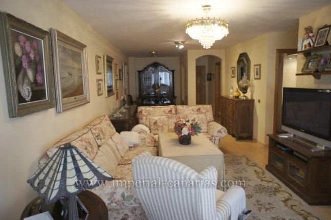Wohnung in El Mayorazgo  -  Großzügige Wohnung in bevorzugter Lage von La Orotava, komplett renoviert