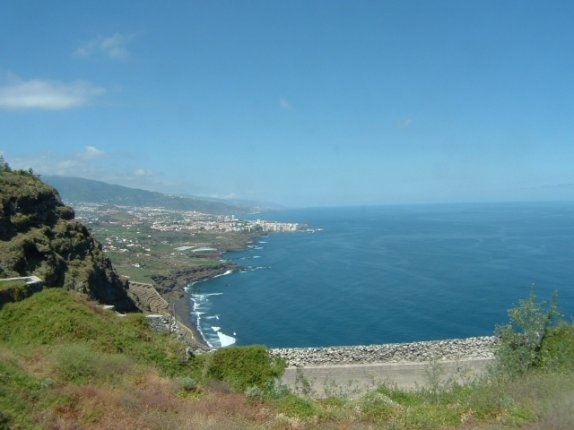 Spectacular urban plot in front sea line with panoramic views, in besta area