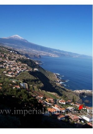 Plot in Los Angeles  -  Urban plot in desirbale area and with lovely views, for chalet on 2 levels.