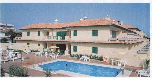 Appartement in La Paz  -  Großzügige Studios in bevorzugter Wohnlage von La Paz, Pool.