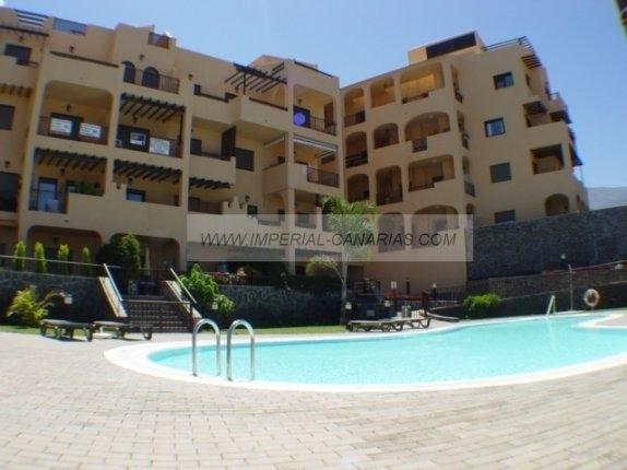 Appartement in El Durazno  -  Appartement zu vermieten in schöner Anlage mit Pool.