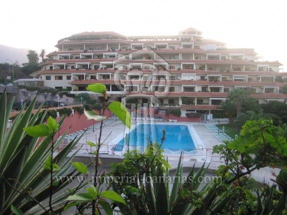 Appartement in Playa Jardin  -  Appartement in Anlage mit 3 Pools, Tennisplatz und Gartenanlage.2 Minuten zum Strand.