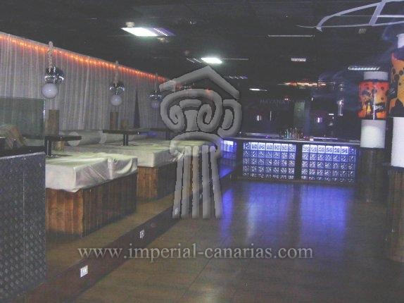Traspaso de una discoteca en zona central del Puerto de la Cruz.