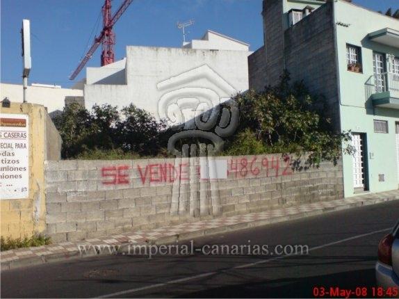 Baugrundstück in Los Realejos