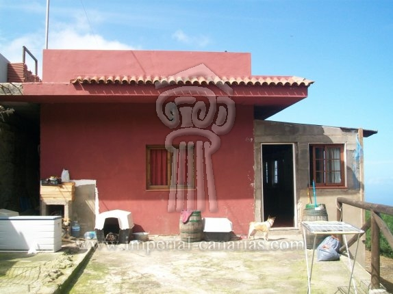 Kanarisches Haus in La Florida  -  Hübsches kanarisches Haus mit schönem Blick.
