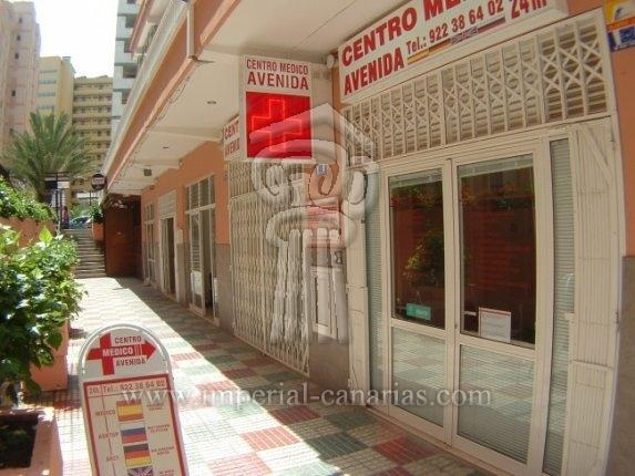Geschäftslokal in centro  -  Neubau Geschäftslokal in Stadtmitte von Puerto de la Cruz.