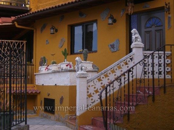 Wohnung in Tierra de Oro  -  Rustikale Wohnung in ruhiger Gegend vollständig renoviert und mit Garage.