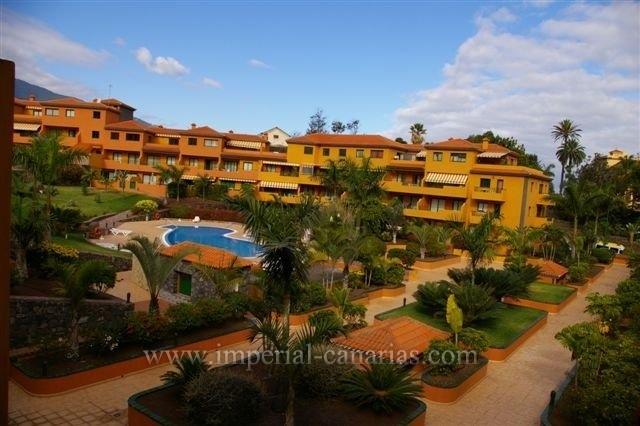 Appartement in San Fernando  -  Gut gepflegtes Appartement in ruhiger Anlage mit beheiztem Pool.