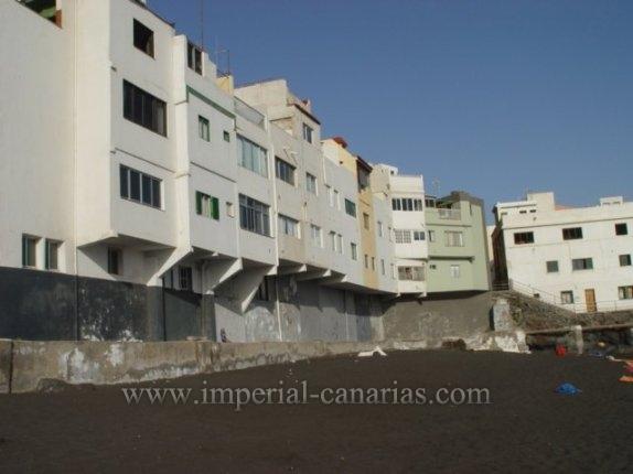 Appartement in Playa Jardin direkt am Strand