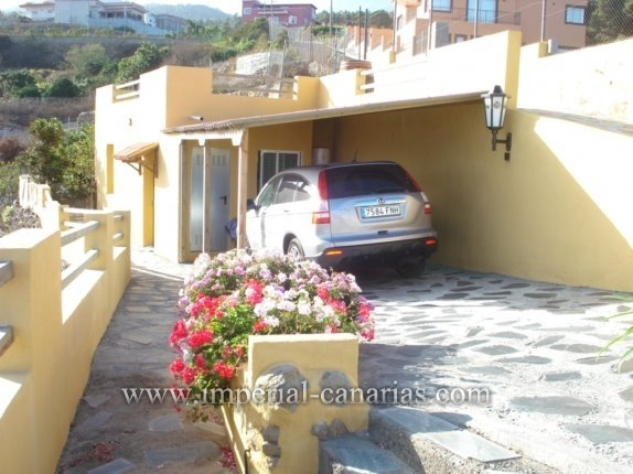Finca in La Guancha  -  Finca mit Haus und Gästeappartement.