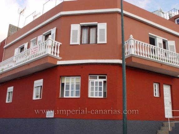 Wohnung in Risco Caido  -  Wohnung in La Orotava mit Meer und Teideblick.