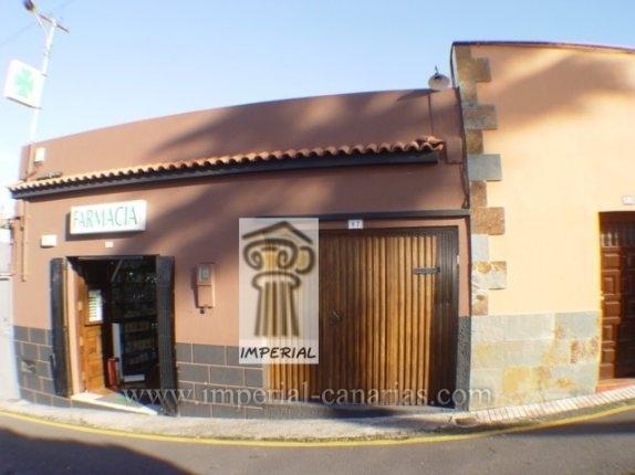 Kanarisches Haus in La Vera  -  Großzügiges kanarisches Haus.