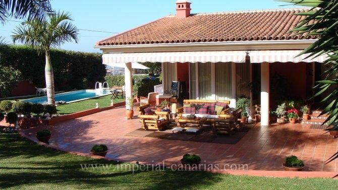 Luxus Haus in La Orotava  klicken zum vergrössern