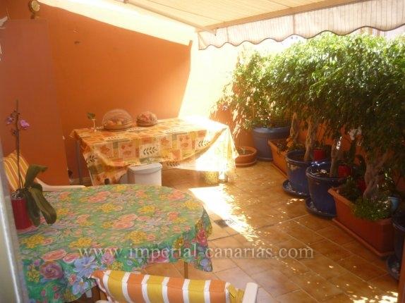 Wohnung in Toscal  -  Wohnung in El Toscal mit Südterrasse und 2 Garagenplätze.