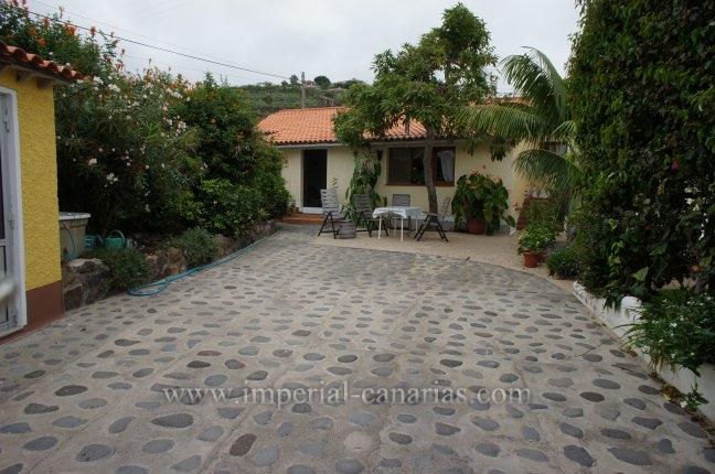 Kanarisches Haus in San Marcos  -  Kanarisches Haus mit separatem Gästeappartement, und Möglichkeiten einer 2 Etage.