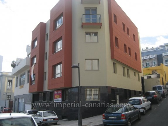 Brand new flats in central area of Icod de los Vinos in new building with high quality materials built
