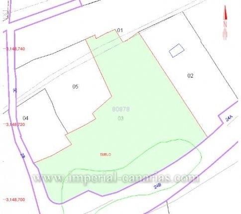 Enormes Bau-Grundstück in Verkauf
