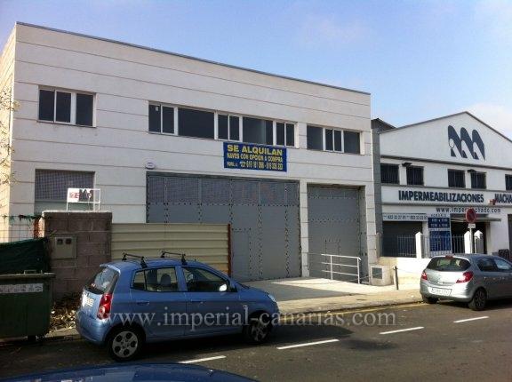 Industrie-Halle in San Jeronimo  -  3 Industriehallen in La Orotava. Ab 618.000 €