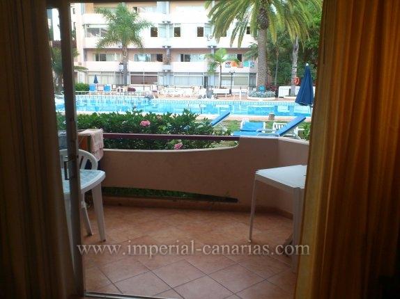 Appartement in La Paz  -  Appartment im Erdgeschoss, perfect für den Urlaub, in Poolnähe.