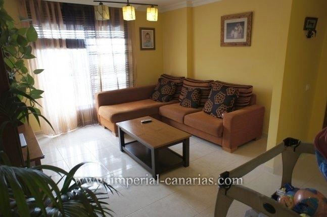 Wohnung in Los Cuartos  -  Gelegenheit, charmante Wohnung in La Orotava