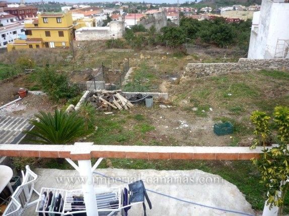 Kanarisches Haus in La Perdoma  -  Renoviertes kanarisches Haus mit viel Grund