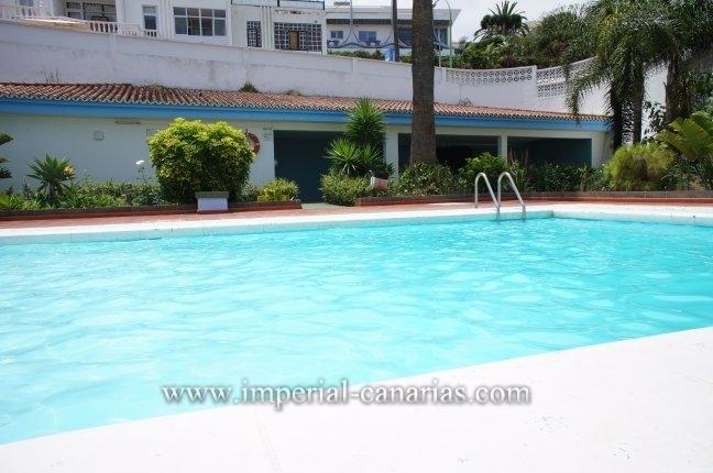 Appartement in San Fernando  -  Zur Miete und in Verkauf, nettes Appartment in ruhiger Lage