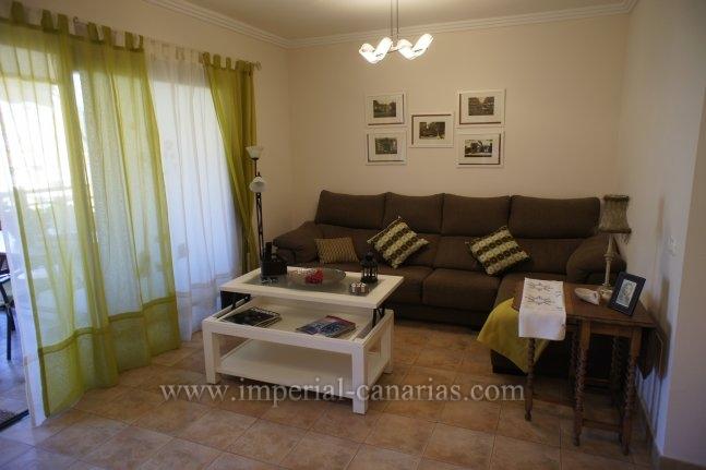 Appartement in El Durazno  -  Sch�nes und helles Appartement f�r Ihren Tenerifa-Aufenthalt. M�bliert und ausgestattet mit sehr viel Geschmack.