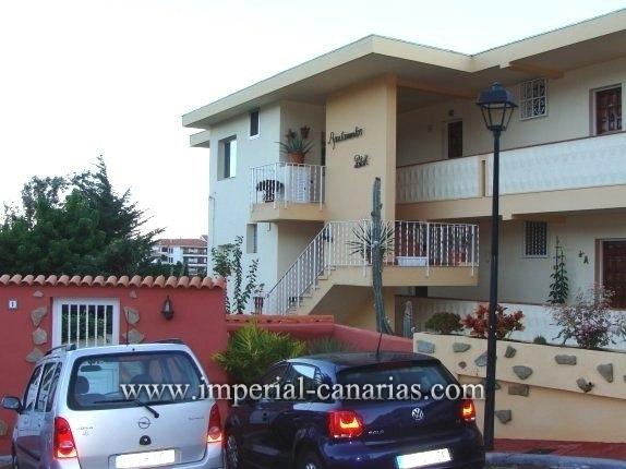 Appartement in San Fernando  -   Wohnung in ruhiger Lage mit viele möglichkeiten