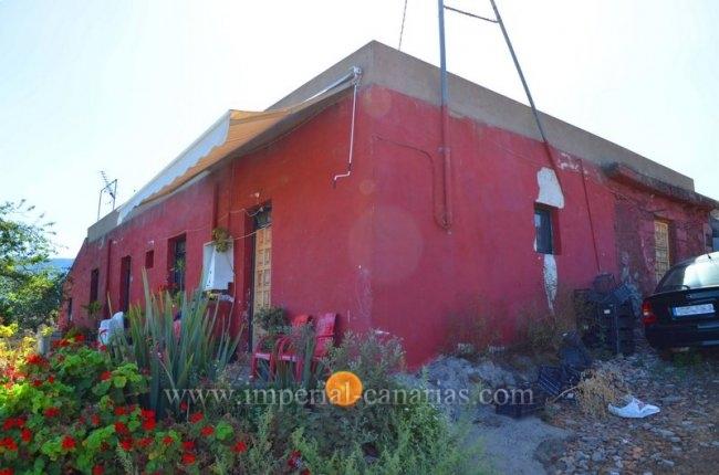 Finca in La Perdoma  -  Enorme Finca für besten Weinanbau