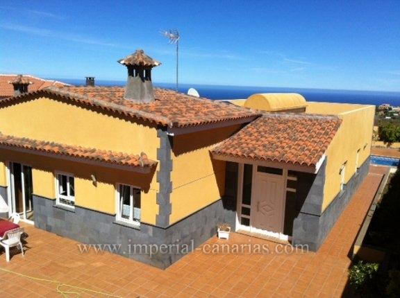Einfamilienhaus in Guayonge  -  Beeindruckendes luxuriöses Haus in Küsten nähe von Tacoronte.