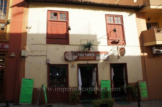 Kanarisches Haus in Puerto de la Cruz  -  Angebot der Woche