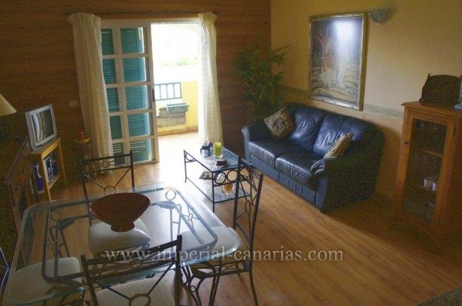 Appartement in La Quinta  -  Hübsches Appartement vollständig möbliert und mit grosser Terrasse