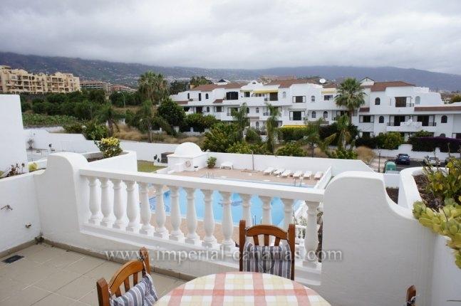 Appartement in La Paz  -  Fantastisches und helles Apartment mit schönem Teideblick.