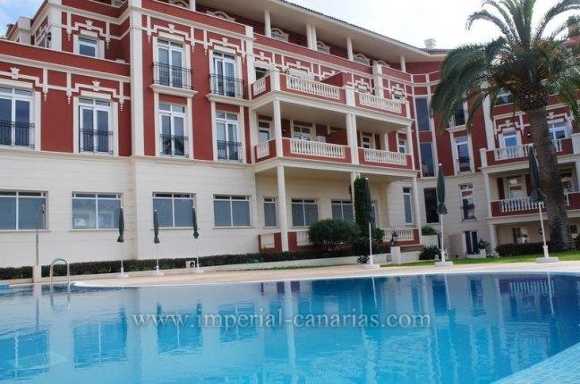 Appartement in Centro  -  Schönes und neues Appartment im Zentrum der Stadt Puerto de la Cruz.
