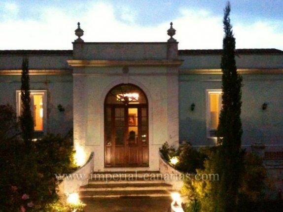 Villa in La Vera  -  Herrenhaus aus dem 19. Jhdt.