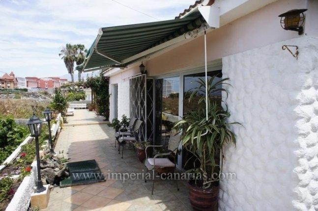 Einfamilienhaus in Los Realejos  -  Sehr sch�nes Haus in ruhige Lage mit Gemeinschaftspool