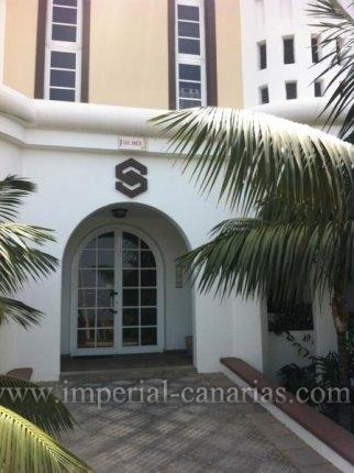 Wohnung in San Antonio  -  Schöne und grosse Erdgeschosswohnung in zentraler Lage von Puerto de la Cruz.