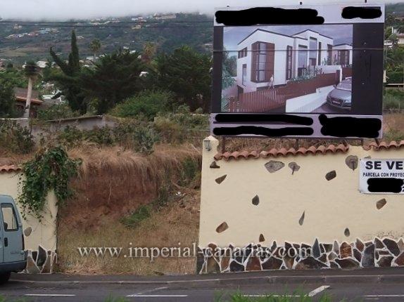 Bebaubares Grundstück in La Luz.
