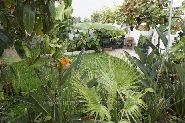 Wohnung in La Paz  -  geräumige Wohnung mit zwei Schlafzimmern in der Gegend von La Paz mit eigenem Garten